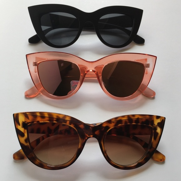 ae6ff11cea Cat Eye Sunglasses Celebrity Style. NWT. Celebrity Boutique